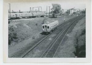 1960s Skokie Swift Photos CTA Chicago Transit Light Rail Electric Railway