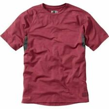 Madison Roam Marl Men'S Short Sleeved cycle bike riding Jersey Blood Red XXLarge