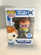 Funko Pop! Vinyl Superhero Freddy Funko #05 Funko Shop Exclusive