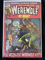 Werewolf by Night # 1 ( marvel)