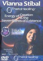 VIANNA STIBAL ThetaHealing - Energy of Creation (DVD) 2010 NEU