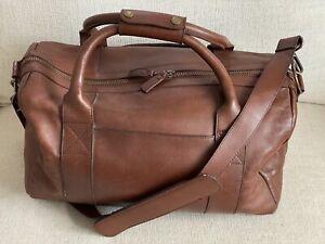 Tecovas Austin Bag Leather Duffle