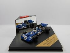 QUARTZO 4047 TYRRELL 003 FRANCOIS CEVERT WINNER USA GP 1971 MINT BOXED 1:43