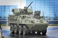 M1296 Dragoon New Stryker 30mm Gun 1/35 Panda Hobby 35045 w/Pe Mib Us Seller
