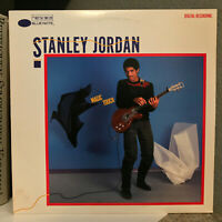 "STANLEY JORDAN - Magic Touch (Blue Note BT 85101) - 12"" Vinyl Record LP - EX"