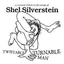 Twistable Turnable Man Tribute To Shel Silverstein 2013 Ltd Record Store Day LP