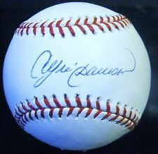 "Andre Dawson HOF 2010 ""The Hawk"" 87 MVP Authentic Autographed Baseball TZA coa"