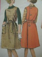 VTG Simplicity Women WRAP AROUND JUMPER Sew Pattern 502