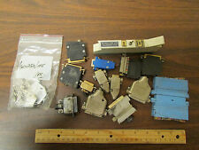 Assorted Vintage Computer Cable Connectors AMP Etc.