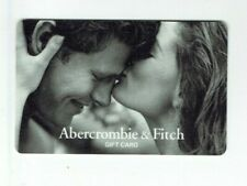 Abercrombie & Fitch Gift Card - Girl Kissing Guy on Head - No Value - I Combine