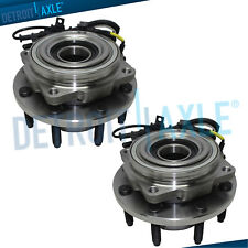 2005 2006 2007 2008 2009 2010 ford f250 drw 4wd front wheel bearing & hub  pair