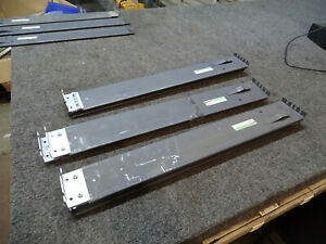 3 Pairs General Devices CC1001-99-0091 CTS-124 Sliding Rails