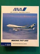 Boeing 747-400 - ANA official precision models NH50004 registration n. JA8962