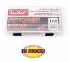 Edelbrock 1480 - Calibration Kit for Performer 1407 1410 1412 1413