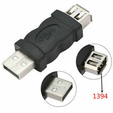 Portable Firewire IEEE 1394 6 Pin Female to USB Type A Male Adaptor Adapter