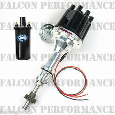 PerTronix Ignitor III/3 BILLET Flame-Thrower Distributor+Coil Mercury 351C 460
