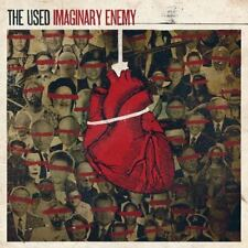 THE USED-IMAGINARY ENEMY-JAPAN CD E25