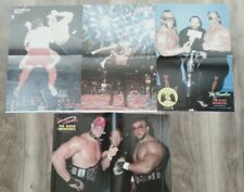 The Road Warriors Poster 4 Sets WWE WCW NJPW AJPW