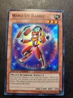 WIND-UP RABBIT CT09-EN010 SUPER RARE LIMITED EDITION NM