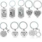 Gifts For Sister Aunt Niece Best Friends Family Keychain Keyring Key Chain Charm