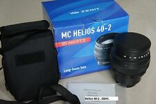 Brand new Zenit Helios 40-2 f1.5  for Pentax M42 M42 new warranty