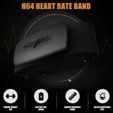 MAGENE H64 Bluetooth ANT+ Heart Rate Monitor Band Pulse Sensor Meter Belt
