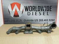 Cummins ISX EGR Exhaust Manifold, Parts # 3682959R. Stock # PT 2549