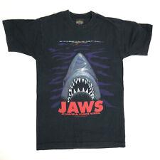 New listing Rare Vintage 90s S Jaws Universal Studios T Shirt Tee Movie Promo Amusement Park