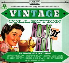 Rock N' Roll Vintage Collection: 75 Original Hits.. Chuck Berry & Various Oldies