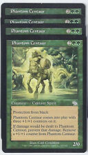 4 x Phantom Centaur   MTG Judgment