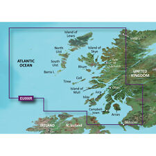 Garmin BlueChart g2 HXEU006R - Scotland West Coast - microSD/SD
