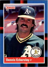 1988 Donruss baseball cards pick any 50 cards