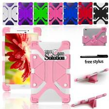 Bumper Silicone Stand Cover Case For Various Asus FonePad ZenPad MEMO Pad