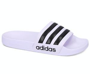 Adidas Adilette White Black White Unisex Slides Flip Flops Slippers Sandals
