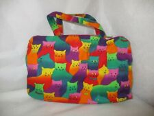 Kitty Kitty Cats NWOT Makeup Jewelry Clutch