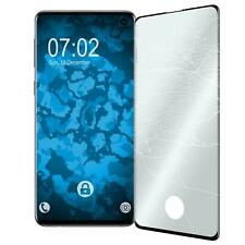 1 x Samsung Galaxy S10 Protection Film Tempered Glass  black