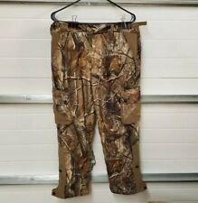 Realtree Mad Dog Gear Carnivore Camo Hunting Pants RN 98154 Size L Free Shipping