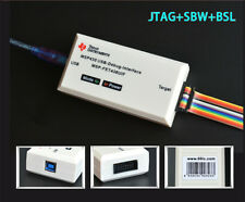New USB MSP430 Emulator MSP-FET430UIF Download Debugger JTAG/BSL/SBW For TI