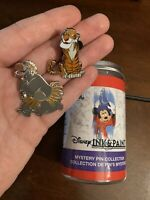 New 2020 Ink & Paint Pins with Paint Can- Jungle Book Shere Khan & Baloo- 2 Pins