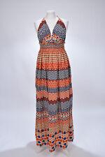 Kleid Maxikleid mit Neckholder von New Look, 44 XXL, neu