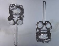 Hello Kitty Lollipop Candy Mold MM #449 - NEW