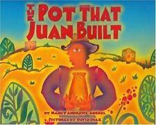 The Pot That Juan Built (Pura Belpre Honor Book. Illustrator (Awards))-ExLibrary