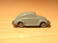 "Wiking unverglast ""VW Käfer Typ 4"", Nr. 113/1 G in grünblau"