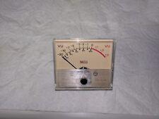 MCI VU Meter