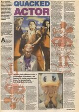 8/9/90 Pgn16 Article & Picture quacked Actor The Keyboard Wizard Adamski In La