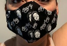 Post Malone Stay Away Face Mask Unisex Protective Cloth Washable Full Coverage
