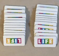 The Game of  Life (2000) Replacement Parts/Pieces 24 Salary Money Tiles