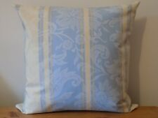 """Handmade Cushion Cover Sanderson's 'Castles In The Air'100%Cotton Fabric Zip 16"""""""