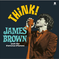 Brown- James And The Famous Flames	Think! + 2 Bonus Tracks (New Vinyl)