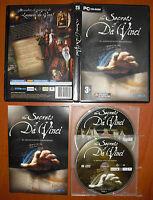 The Secrets of Los Secretos de Da Vinci El Manuscrito Prohibido [PC CD-ROM] Esp